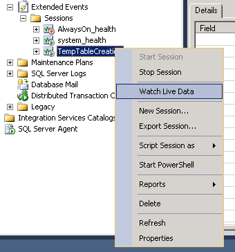sql-server-2012-extended-events-who-is-creating-temp-tables-watch-live-data
